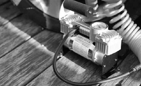Параметры и характеристики компрессора