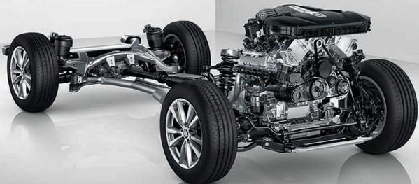 Ремонт двигателя подвески тормозов трансмиссии