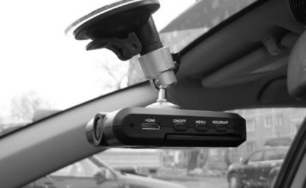 Установка регистратора в авто