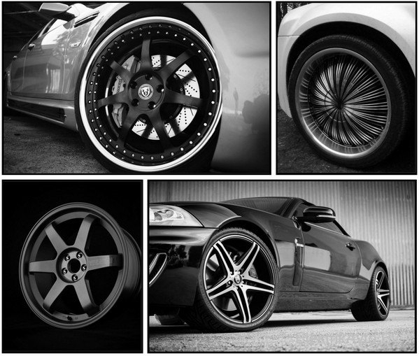 Разновидности дисков автомобиля
