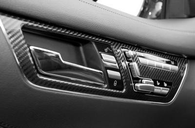 Карбон в качестве материала для деталей оформления автомобиля