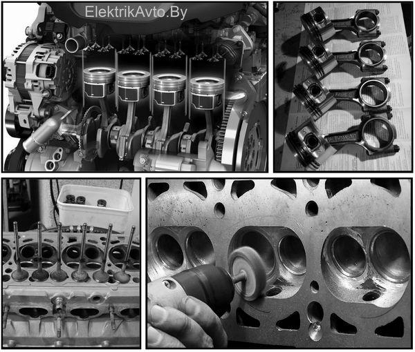 Как увеличить объем двигателя в машине