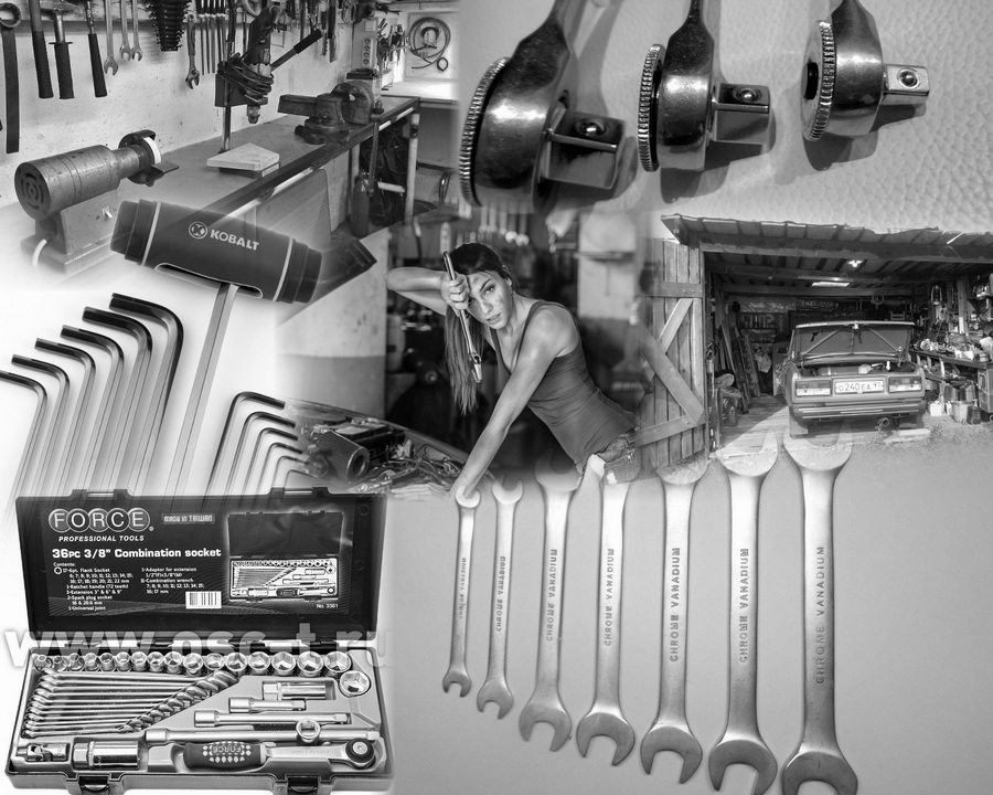 Особенности самостоятельного ремонта автомобиля