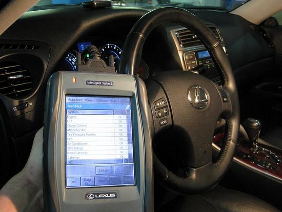 Диагностика ошибок авто в Минске