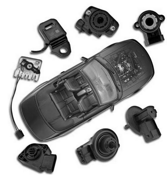 Датчики автомобиля — проверяем работоспособность датчиков