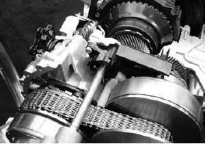 CVT - трансмиссия с плавно изменяемым передаточным числом