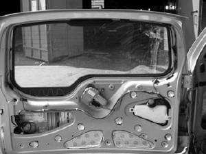 Шумоизоляция дверей автомобилей