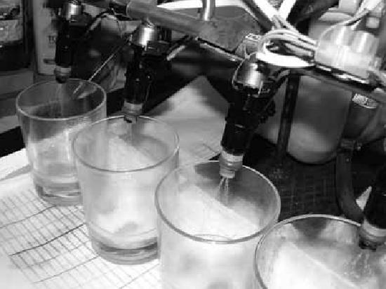 Диагностика и промывка инжектора